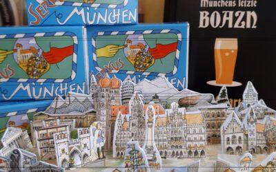 Servus, du kleines München….